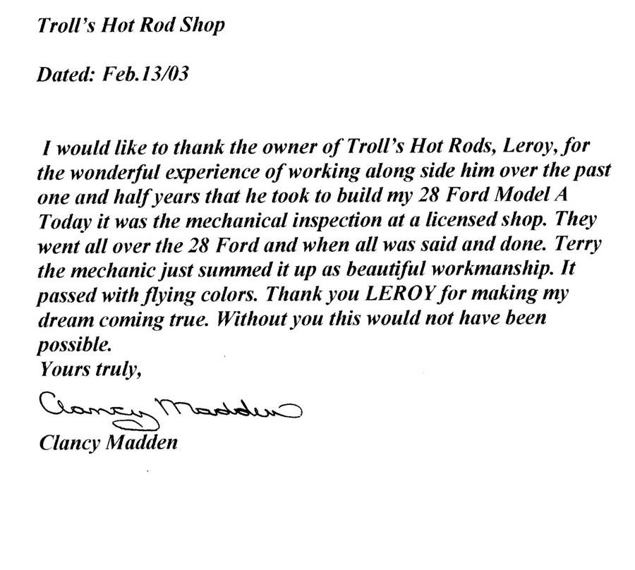 appreciation letter for help